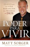 Product Image: Matt Sorger - Poder Para Vivir [Power For Life]