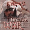 Product Image: Andrew G - I Declare War
