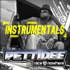 Product Image: Pettidee - Race 2 Nowhere Instrumentals