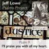 Product Image: Jeff Lowe Psalms Project - Psalm 9 (I'll Praise You With All Of My Heart)