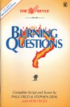 Product Image: Paul Field, Stephen Deal, Rob Frost - Burning Questions: A Resource For Evangelism