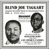 Product Image: Blind Joe Taggart - Complete Recorded Works In Chronological Order Vol 2 1929-1934