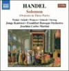 Product Image: Kantorei, Frankfurt Baroque Orchestra - Handel: Solomon Oratorio In Three Parts