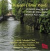 Product Image: Lichfield Cathedral Choir, Philip Scriven - Belgian Choral Works