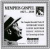 Product Image: Sister Mary Nelson, Lonnie McIntorsh, Bessie Johnson - Memphis Gospel 1927-1929: The Complete Recorded Works In Chronological Order