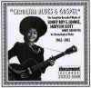 Product Image: Marylin Scott, Sonny Boy & Lonnie - Carolina Blues & Gospel:  Complete Recorded Works In Chronilogical Order 1945-1951