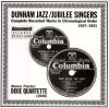 Product Image: Dunham Jazz/Jubilee Singers - Complete Recorded Works In Chronological Order 1927-1931