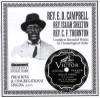 Product Image: Rev E D Campbell, Rev Isaiah Shelton, Rev. C F Thornton - Complete Recorded Works In Chronological Order: Preaching & Congregational Singing 1927