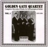 Golden Gate Quartet - Complete Recorded Works In Chronological Order Vol 1 1937-1938
