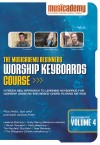 Product Image: Musicademy - Worship Keyboard Course: Beginners Vol 4