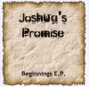 Product Image: Joshua's Promise - Beginnings EP