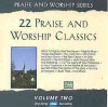 Product Image: Praise And Worship Series - 22 Praise And Worship Classics Vol 2