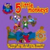 Product Image: Happy Mouse Recordings - 5 Little Monkeys