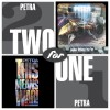 Product Image: Petra - Two For One: More Power To Ya/This Means War