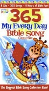 Product Image: Wonder Kids - 365: My Every Day Bible Song Collection