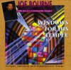 Product Image: Joe Bourne With The EU Community Singers - Windows For His Temple: Gospel, Spiritual And Inspirational Songs