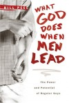 Product Image: Bill Peel - What God Does When Men Lead