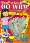 "Product Image: Andy Back - KingsWay Kidz ""GO WILD"": Bible Activity book for 9 - 11 year olds"