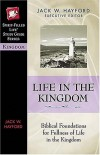 Product Image: Jack Hayford - Keys to the Kingdom: Biblical Foundations for Fullness of Life in the Kingdom (Spirit-Filled Life Guides)