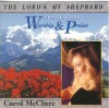 Carol McClure - The Lord's My Shepherd: Classical Harp Worship & Praise