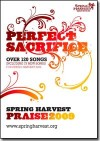 Product Image: Spring Harvest - Spring Harvest Praise 2009 Words Edition: Perfect Sacrifice