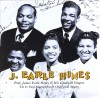 Product Image: Prof James Earle Hines & His Goodwill Singers - Jesus Steps Right In