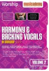 Product Image: Musicademy - Harmony & Backing Vocals In Worship Vol 2