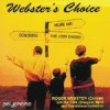 Product Image: Roger Webster with CWS Glasgow - Webster's Choice
