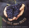 Product Image: Vineyard Music - More Love, More Power: 25 Best Loved Worship Classics
