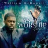 Product Image: William McDowell - As We Worship: Live