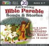 Product Image: Wonder Kids - 20 Awesome Bible Parable Songs & Stories